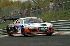 24 h Nürburgring - Marco Seefried: Podium im Blick