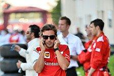 Formel 1 - Bilderserie: Bahrain GP - Fundsachen