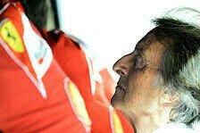 Formel 1 - Marchionne: Montezemolo-Abgang war notwendig