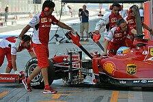 Formel 1 - Der erste Bahrain-Test im Live-Ticker