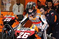 MotoGP - Pedrosa spürt keinen zusätzlichen Druck