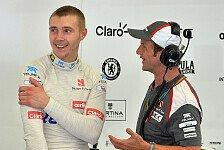 Formel 1 - Sirotkin: Silvestro nur Marketing-Mittel
