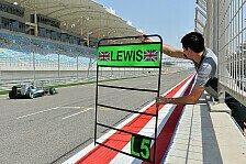 Formel 1 - Freitagstraining: Alles bleibt beim Alten