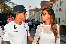 Baku: Lewis Hamilton trifft auf Ex-Freundin Nicole Scherzinger