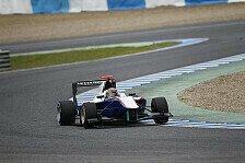 GP3 - Jenzer Motorsport gibt Fahrer bekannt