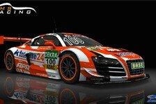 ADAC GT Masters - MS Racing bereit für die GT Masters-Saison 2015