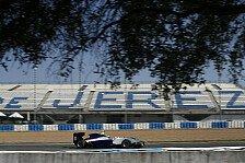 GP3 - Jerez, Tag 2: Eriksson an der Spitze