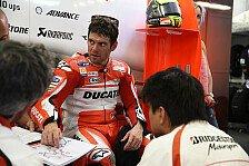 MotoGP - Crutchlow muss in Argentinien passen