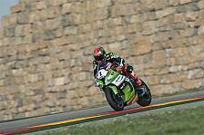 Superbike - Sykes fährt souverän zum Sieg in Aragon
