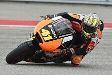 MotoGP - Aleix Espargaro zaubert sich auf Startplatz vier
