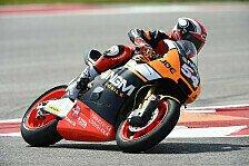 Moto2 - Pasini nach Austin-Qualifying verwarnt