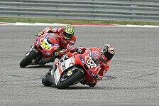 MotoGP - Dovizioso und Crutchlow feiern starken Ausstand