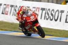 MotoGP - Rennen MotoGP: Melandri holt zweiten Saisonsieg