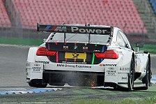 DTM - Training: Wittmann vorn - Mercedes hinten