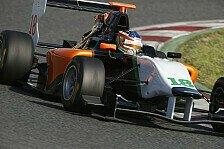 GP3 - Hilmer steigt aus - Campos übernimmt