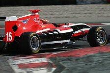 GP3 - Marussia sagt Start in Russland ab