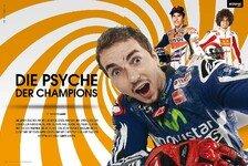 MotoGP - Neues Motorsport-Magazin: Die Psyche der Champions