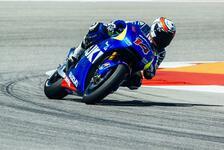 MotoGP - Offiziell: Suzuki 2015 mit Espargaro und Vinales
