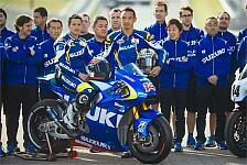 MotoGP - Suzuki führt noch keine Verhandlungen mit Fahrern