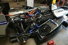Formel E - Batterien: Williams bekommt Konkurrenz