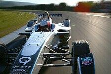 Formel E - Emmanuel Collard: So fährt sich der Formel E