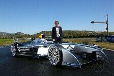 Formel E - Alain Prost: Kein Vergleich zur Formel 1