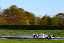 Formel E - Bilder: Testfahrten in Frankreich
