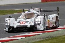 WEC - Porsche führt erstes Training an