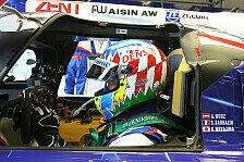 WEC - Bilderserie: Silverstone - Die LMP1-Stimmen des Freitags