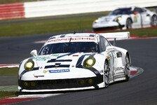 WEC - Porsche 911 RSR in Startreihe eins