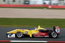 Formel 3 EM - Blomqvist gewinnt Heimrennen in Silverstone