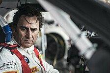 Blancpain GT Serien - Zanardi startet bei den 24 Stunden von Spa