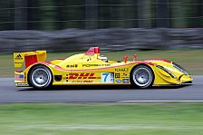 Mehr Motorsport - ALMS - Gute Startposition für Porsche RS Spyder