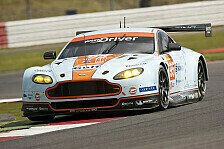 WEC - Young Driver AMR: Sieg in Silverstone