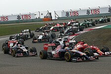 Formel 1 - Übersicht: Das Fahrerkarussell 2014
