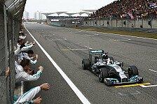 Formel 1 - China GP: Die 8 Antworten zum Rennen