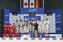 WEC - Bilderserie: Silverstone - Die LMP1-Stimmen zum Sonntag