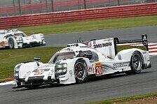 WEC - Bernhard in Silverstone auf Platz 3