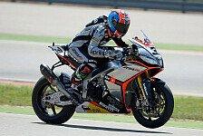 Superbike - Aprilia-Fahrer blicken hochmotiviert nach Assen