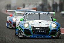 Blancpain GT Serien - Brands Hatch: Ärgert Porsche die Stammbelegschaft?