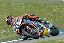 Superbike - Aprilia: Viel Luft nach oben