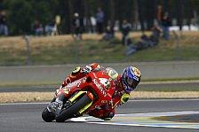 MotoGP - 2. Training 250cc: Dovizioso wehrt sich