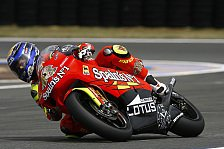 MotoGP - Warm-Up 250cc: Lorenzo Schnellster, Aschenbrenner 26.