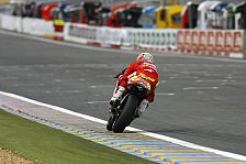 MotoGP - 2. Training 250cc: Aschenbrenner wird schneller
