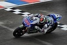 MotoGP - Reifen-Debakel in Argentinien?