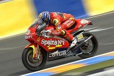MotoGP - 1. Qualifying 250cc: Ein schwerer Sturz & eine Lorenzo-Bestzeit