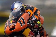 MotoGP - 2. Qualifying 125cc: Bautista mit Pole, Bradl fehlte wieder