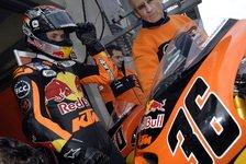 MotoGP - 1. Qualifying 125cc: Noch mehr Regen