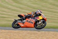 MotoGP - Rennen 125cc: Pasini führt Aprilia-Doppelsieg an