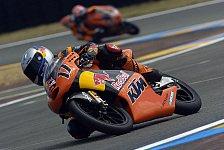 MotoGP - 2. Training 125cc: Bautista dominiert